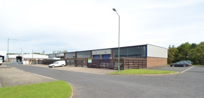 Industrial Unit To Let -  Leadgate Industrial Estate, Consett