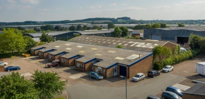 Royal Oak Trading Estate Industrial Units To let (8)