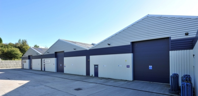 Industrial Unit To Let- East Tame Business Park, Hyde