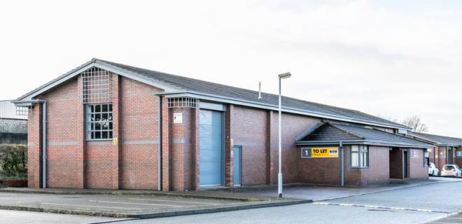 Dewar Court  - Industrial Unit To Let -  Dewar Court, Halton