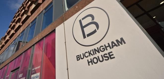 Office Unit- Buckingham House, Preston