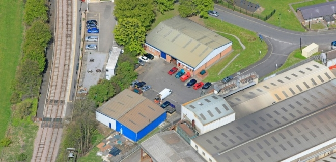 Industrial Unit To Let - Stanhope Industrial Estate, Stanhope