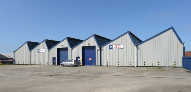 Block 3, Salterbeck Industrial Estate