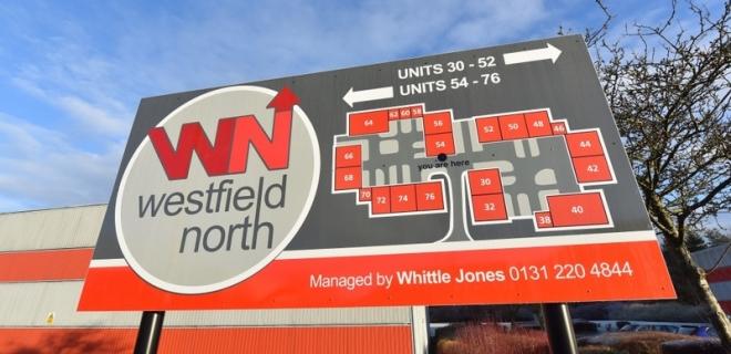 Industrial Unit  - Westfield North Courtyard, Cumbernauld