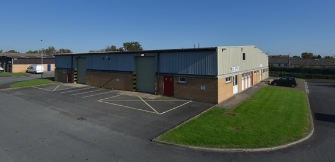 Industrial Unit To Let - Western Bank Industrial Estate, Wigton