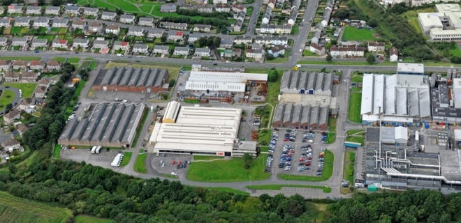 Industrial Unit  - Salterbeck Industrial Estate, Workington