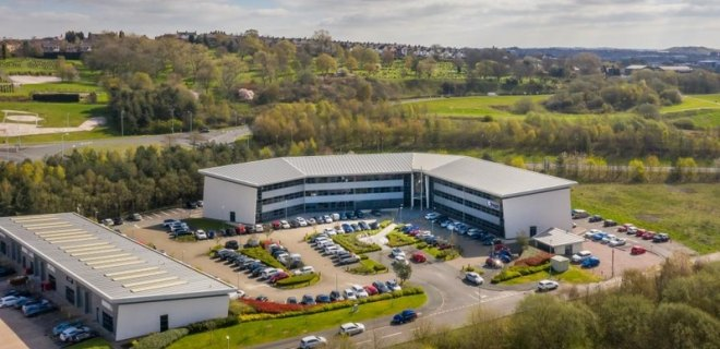 Genesis Centre Serviced Offices to Let Stoke (18)