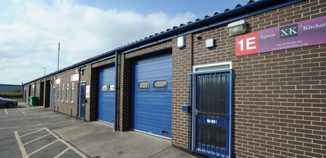 Industrial Unit To Let - Pocklington Industrial Estate, Pocklington