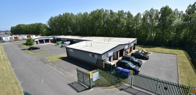 Industrial Unit- Riverside Road Industrial Estate, Sunderland