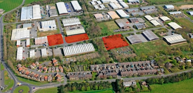 Land at Number One Industrial Estate - Development Opportunity