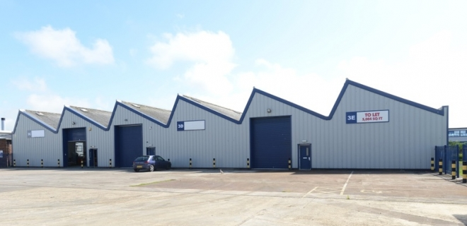 Industrial Unit To Let - Salterbeck Industrial Estate, Workington