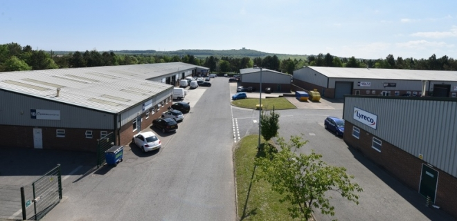 NEP Business Park (Workshops)  - Industrial Unit To Let - NEP Business Park, Washington