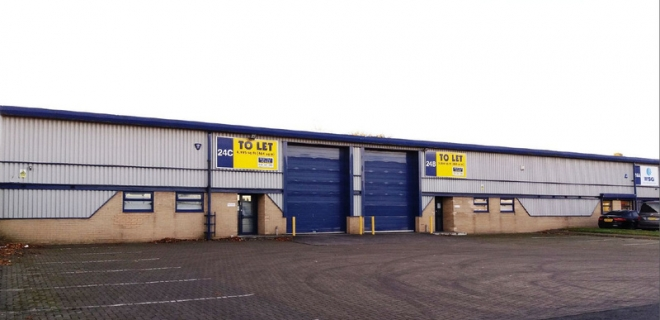 Nelson Park Industrial Estate - Unit 24B & 24C  - Industrial Unit To Let - Nelson Park Industrial Estate, Cramlington