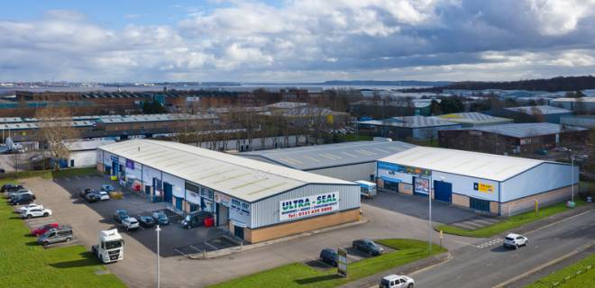 Croft Trade Park  - Industrial Unit To Let- Croft Trade Park, Bromborough
