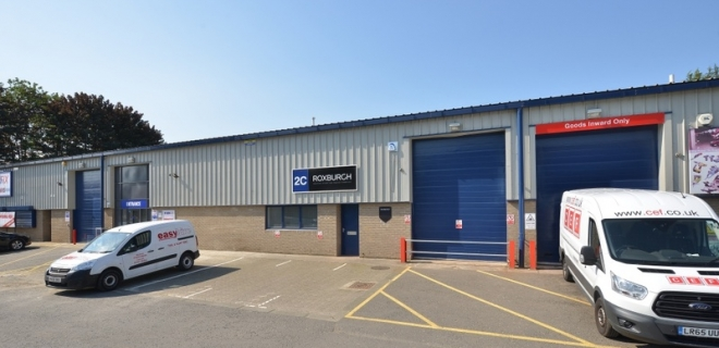 Industrial Unit  - Bridge End Industrial Estate, Hexham