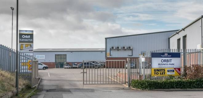 Orbit Business Park Swadlincote (10)