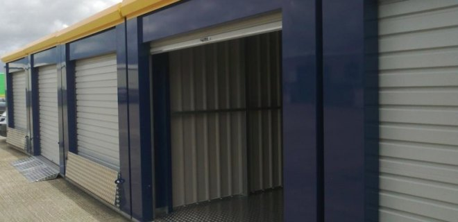 Industrial Unit To Let Leyland Trading Estate Storage