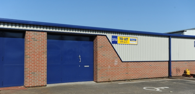 Industrial Unit To Let - Bede Industrial Estate, Jarrow