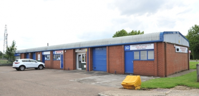 Industrial Unit To Let -  Rawcliffe Road Industrial Estate, Goole