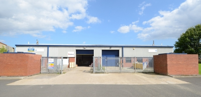 Industrial Unit - Salters Lane Industrial Estate, Sedgefield