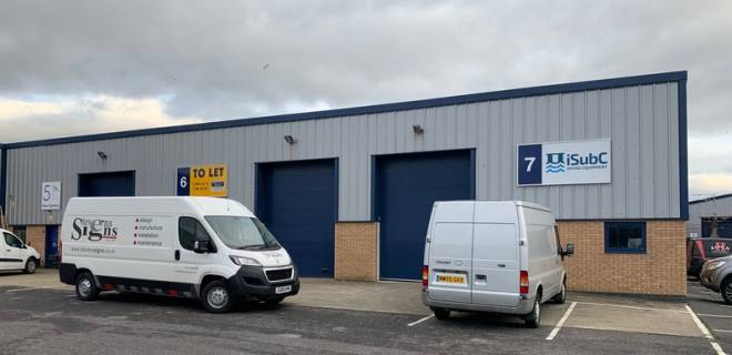 Clifton TRade Park Industrial Units to let (7)