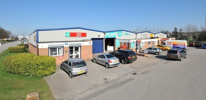 Industrial Unit To Let - Derby Trading Estate, Derby
