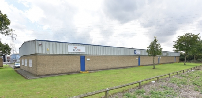 Industrial Unit To Let -  Kiln Lane Industrial Estate, Stallingborough