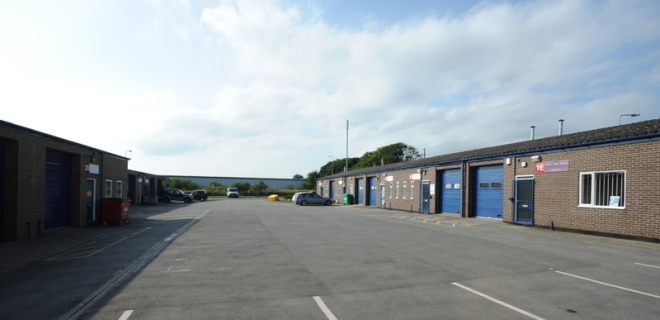 Industrial Unit - Pocklington Industrial Estate, Pocklington