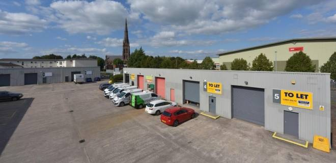 Howley Quay Industrial Estate  - Industrial Unit To Let -  Howley Quay, Warrington