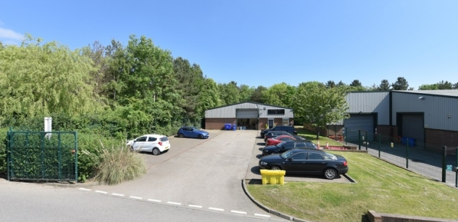 Industrial Unit To Let - NEP Business Park, Washington