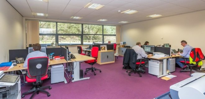 Genesis Centre Serviced Offices to Let Stoke (12)