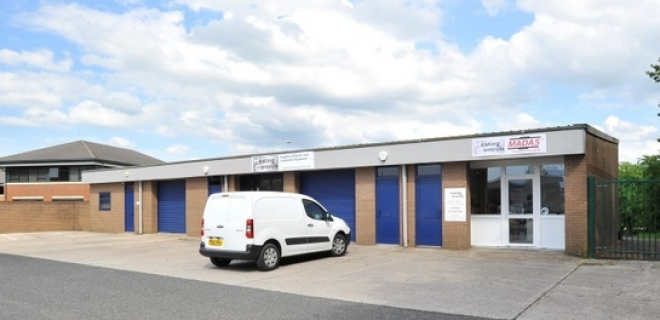 Foxhole Road Industrial Estate  - Industrial Unit To Let- Foxhole Road Industrial Estate, Chorley