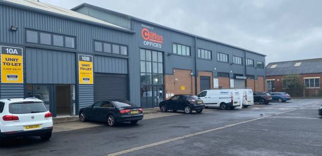 Clifton TRade Park Industrial Units to let (6)
