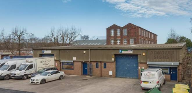 Moorings Close Industrial Estate - Units To Let (25)