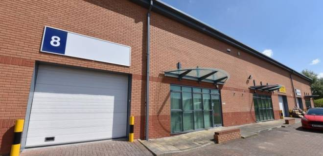 Millennium Court  - Industrial Unit To Let - Millennium Court, Neston