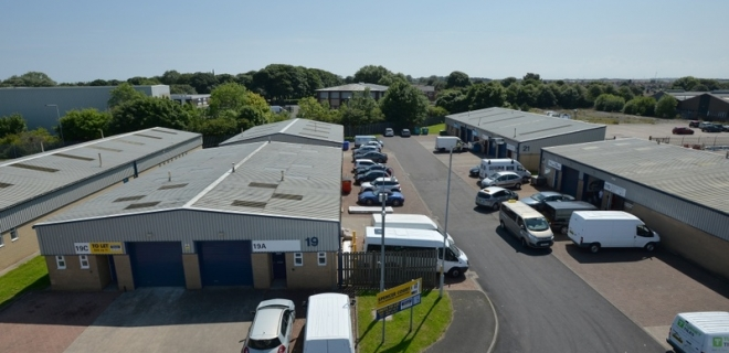 Industrial Unit To Let - Blyth Industrial Estate, Blyth