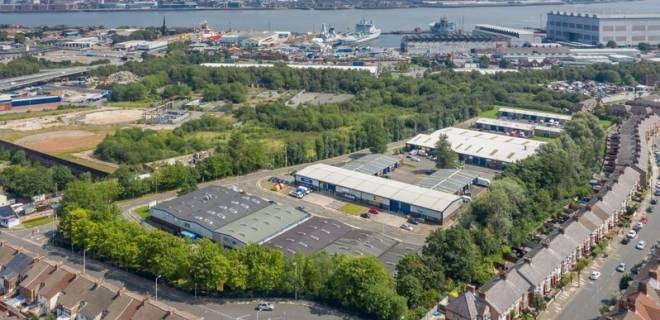 Argyle Industrial Estate Birkenhead (6)