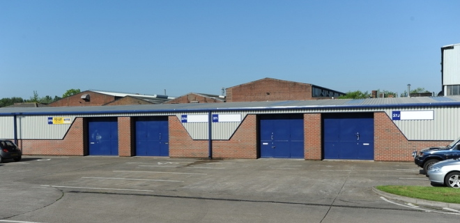 Industrial Unit - Bede Industrial Estate, Jarrow