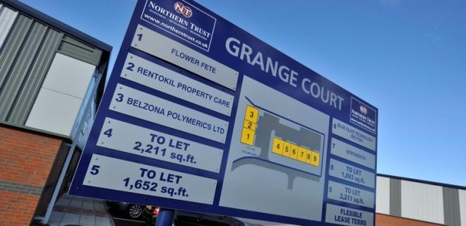 Industrial Unit - Grange Court, Grangemouth