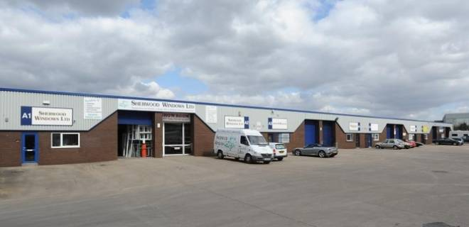 Enterprise Park  - Industrial Unit To Let - Enterprise Park, Newark