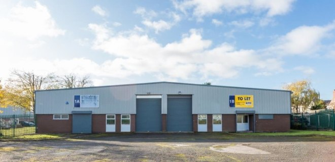 Longtown Industrial Units To let Carlisle (2)