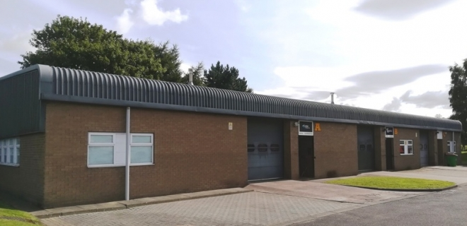 Industrial Unit To Let - Wooler Industrial Estate, Wooler