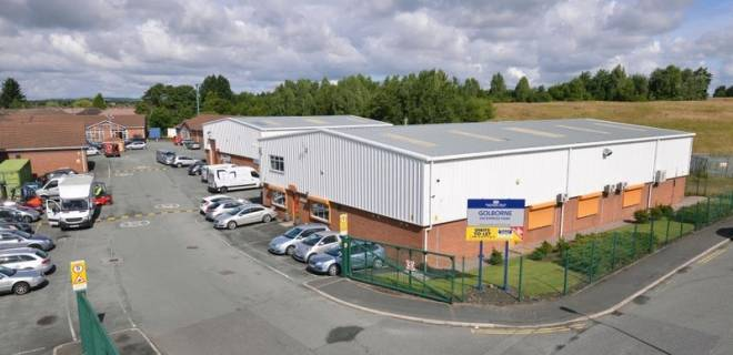 Golborne Enterprise Park  - Industrial Unit To Let- Golborne Industrial Estate, Wigan