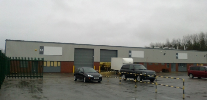 Number One Industrial Estate Units to let Consett (1)