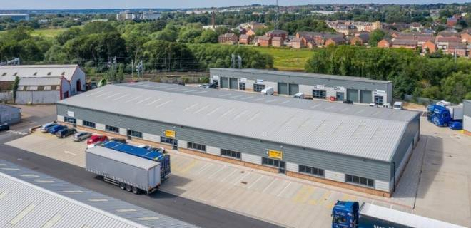 Leyland Trading Estate - Industrial Units To Let Wellingborough (15)