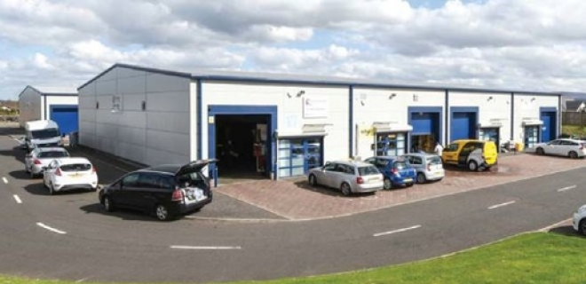 Eliburn Industrial Estate Livingston Industrial Units To Let (3)