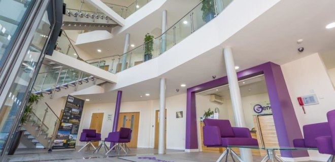 Genesis Centre Serviced Offices to Let Stoke (5)