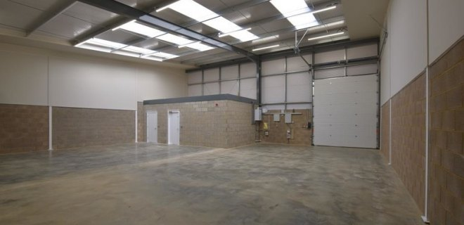 Leyland Trading Estate new development industrial units to let (12)