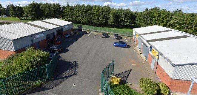 South Hetton Industrial Estate County Durham Industrial Units To let (11)