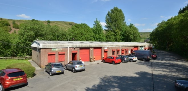Walsden Industrial Estate  - Industrial Unit To Let - Walsden Industrial Estate, Todmorden